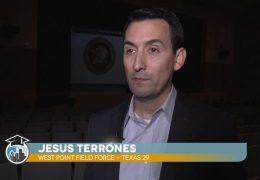 HISD Alumni Jesus Terrones from West Point