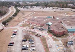 El regreso a clases tras la reconstrucción de la primaria Robinson en Houston