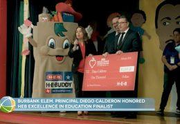 Burbank Elementary Principal Named HEB Finalist