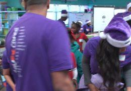 Operation Warm at N.Q. Henderson Elementary