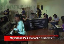 HISD fine arts performance-Meyerland PVA Piano:Art