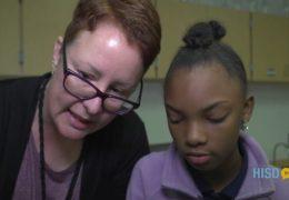 November Teacher of Month- Jennifer Howell