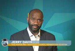 Vice Mayor Pro-Tem & City Council Member Jerry Davis