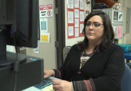 HISD Employee of the month for December 2018