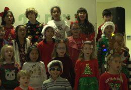 Fine Arts Friday Sinclair Christmas Choir