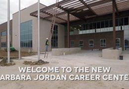 Barbara Jordan Career Center Preview