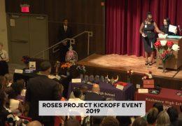 ROSES Project Kickoff 2019