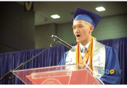 Never Give Up – Derrick Ngo, Energy Institute Valedictorian