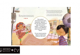 3rd-5th Reading/Writing WEEK 3 – Read Aloud Mini Lesson – Explaining Relationships – Marichu Tima-An TRT 15-49