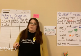3rd-5th Science – Natural resources