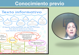 K-2nd Reading (Spanish) – Idea central