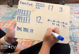 K-2nd grade Math Lesson Week 2 – Numbers – Jenna Robertson TRT 20-12