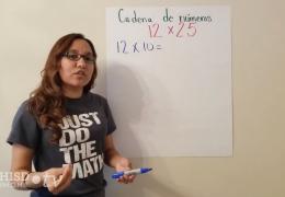 3rd-5th Math (Spanish) – Multiplicaciones y divisiones de números enteros