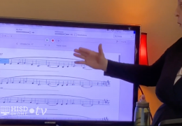 HS Fine Arts – Music – Rhythm part 2