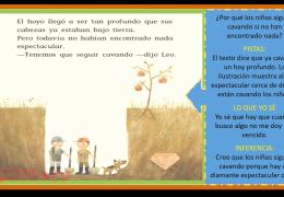K-2 Reading/Writing (Spanish) – Haciendo Inferiencias