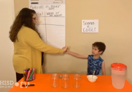 3rd-5th Science – Conductors of thermal energy