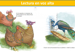 K-2 Reading/Writing (Spanish) – Describiendo elementos del tema