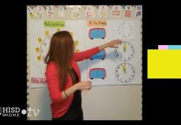 K-2 Math (Spanish) – Tiempo