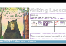 K-2 Reading/Writing – Composing literacy