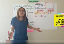 3rd-5th Math (Spanish) – Volumen
