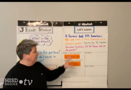 K-2 Math – One step addition and subtraction