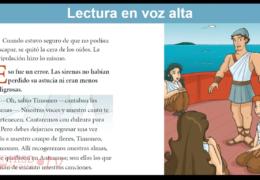 3rd-5th  Reading/Writing  (Spanish) – El misterioso canto de las sirenas