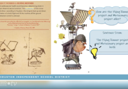 3rd -5th Reading/Writing – Captain Arsenio: Inventions