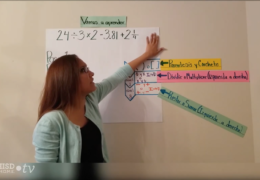 3rd-5th Math (Spanish) – Simplificando expresiones