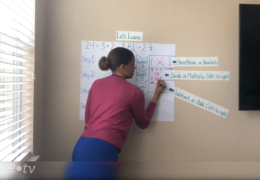 3rd-5th Math – Simplifying expressions
