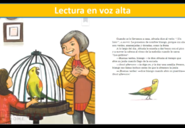 K-2 Reading/Writing (Spanish) – Mango, abuela y yo