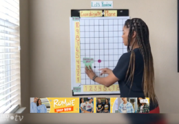 3rd-5th Math – Graphing order pairs