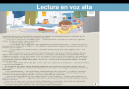 K-2 Reading/Writing (Spanish) – El fantasma negro: Point of view
