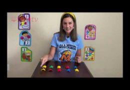 PreK-K Math (Spanish) – Contar hacia adelante