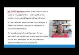 MS Social Studies Mapping the Colonies Week of September 21 Monica Brown TRT 30 37