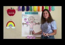 Pre K Literacy Mis 5 Sentidos Week of September 21 Carolina Hernandez TRT 30 16