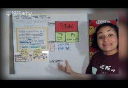 3er° Matemáticas WEEK OF OCT 5 Relaciones De Sumas Y Restas Karina Moreno TRT30 12