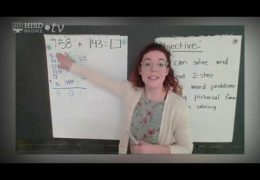 3rd Math WEEK OF OCT 5 Addition 2 Step Word Problems Summer Robinson TRT31 26