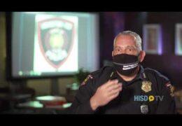 Camino al Éxito HISD: Programa C. O. R. E. del Departamento de Policía de HISD
