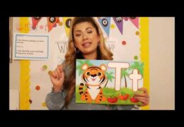 Kinder Reading Writing Syllables Count Week of November 2 Kassandra Alvarado TRT 36 28