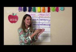 PreK K Literacy Palabras Compuestas Week of November 2 Carolina Hernandez TRT 28 31