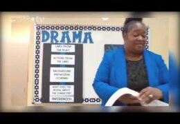 5th Reading Writing WEEK OF NOV 2 Drama Making Connections Vanetta Dupree TRT30 59
