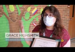 Weekly Wrap HISD: April recognitions