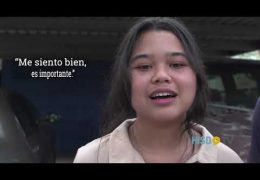 Camino al Éxito: Superintendente House visita a estudiantes que han estado ausentes