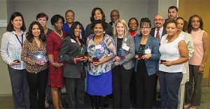 Top contributors saluted for Combined Charities participation