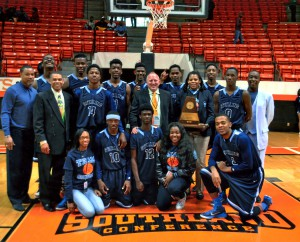 The Sterling Raiders, Region III 4A Regional Finals Champions