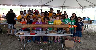 Garden Oaks Washington Students Team Up To Launch Rocket News Blog