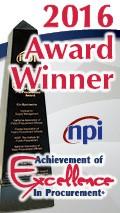 Achievement of Excellence in Procurement2