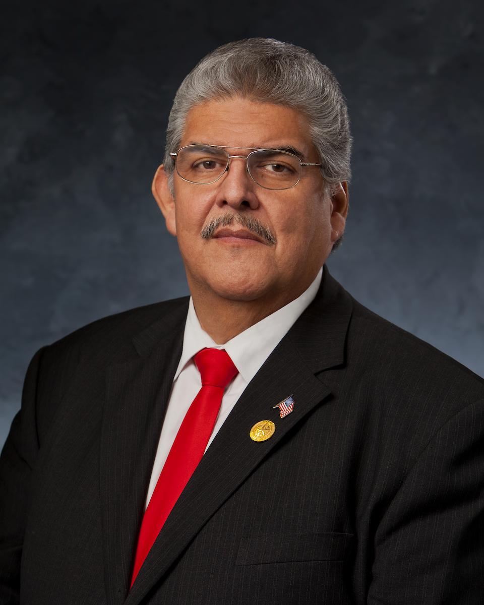 Houston ISD District 3 Trustee Manuel Rodríguez Jr.