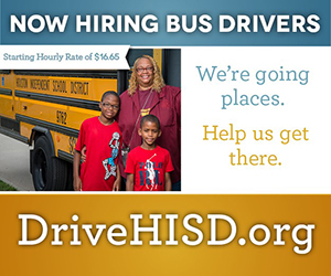 Hisd Transportation To Host Job Fairs For 2018 19 Bus Drivers News Blog