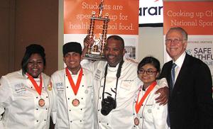 La preparatoria westside gana la competencia nacional for Cocinando el cambio